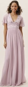 NWT BHLDN Fresna Dress - Lilac